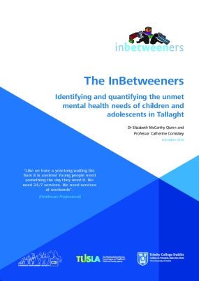The Inbetweeners: Identifying And Quantifying The Unmet Mental Health Needs Of Children And Adolescents In Tallaght