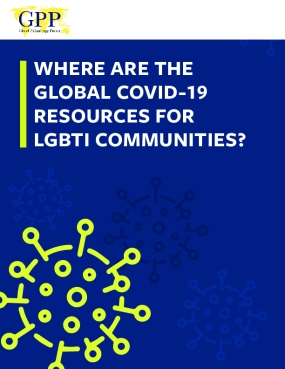 Where Are the Global COVID-19 Resources for LGBTI Communities?