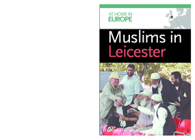 Muslims in Leicester